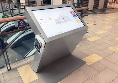 Reklaminiai ekranai, pilonai, interaktyvus stendai (6)